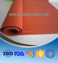 Insulation closed cell Silicone foam sheet,silicone sponge sheet,Adhesive foam sheets