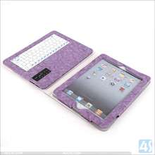 keyboard case with tablet battery with 4000mAh built-in battery for ipad wired keyboard P-BLUETOOTHKB033