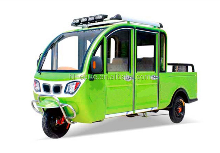 New electric motorcycles tricycles/e auto passengers rickshaw tuk tuk/bajaj bike with double rows of seats 21000029