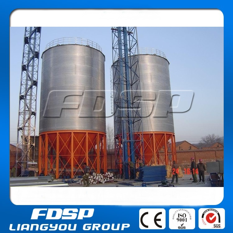 China High Quality Grain Steel Silo for Corn Wheat Paddy Rice Storage/Silo Cost