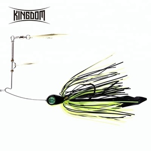 Kingdom 7g,10.5g,14g Blade Lure For Fishing