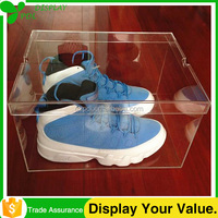 2016 Wholesale shoe display stand by product displays