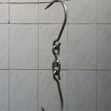 Factory high quality Stainless steel Meat hook for refrigerated truck