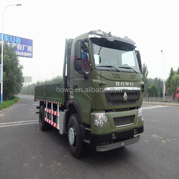 Sinotruk Military Vehicles Dump For Sale