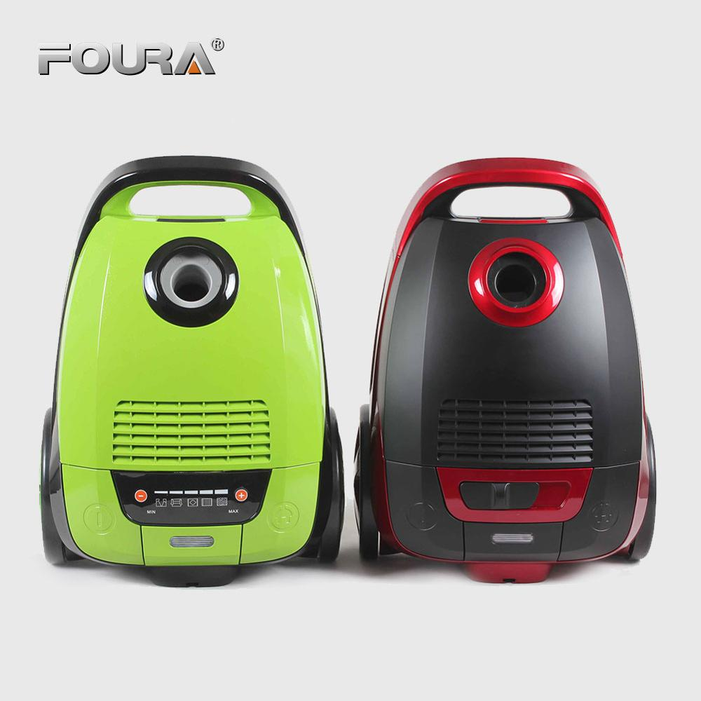Foura home appliances dry bagged powerful big canister vacuum <strong>cleaner</strong> 2200W