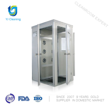 Stainless steel Air shower clean room