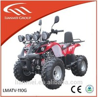 sport racing ATV quad bike downhill 110cc