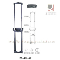Factory Wholesale Luggage Trolley Handle For Bag Accessories