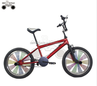 2014 new style 20 inch Steel Frame Freestyle Bike BMX Bicycle