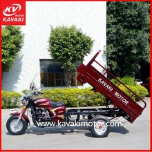 2014 New Three Wheeler Vehicles Wth Carrying Cargo Model KV200ZH-C With Small Front Windshield