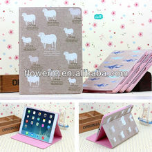 FL3251 Guangzhou 2013 new arrival stand book leather flip case for ipad mini 2