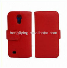 Leather Cases for Samsung Galaxy S4 Mini Manufacture, OEM/ODM Orders Welcomed