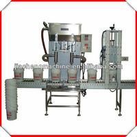 alcohol pail/drum/barrel weigh filler packaging machine from jiacheng packaging machinery manufacturer