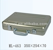 Metal Tin Case with Handle