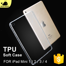 Wholesale Fancy Transparant Case For Unbreakable Protective Ipad Mini 4,For Cover Ipad Mini,For Heat Resistant Ipad Mini Case