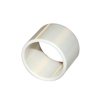 Low friction Zirconia ceramic custom design sleeve bearing bushing 10x15x10 mm