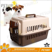 Plastic Pet Dog Kennel with High Quatity
