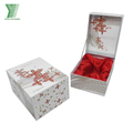 custom fancy printing luxury perfume bottle gift box cosmetic packaging