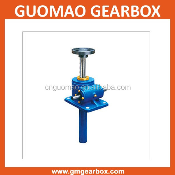 Hot sell leveling screw jack without base plate