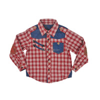 Casual new style fashion boy's shirt