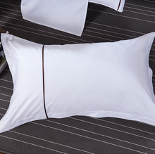 Best quality embroidery sewing pillow case