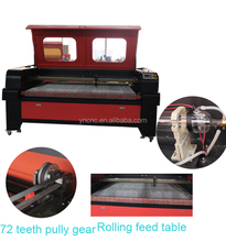 High accuracy and auto-feeding 5 axis laser cutting machine in Weifang