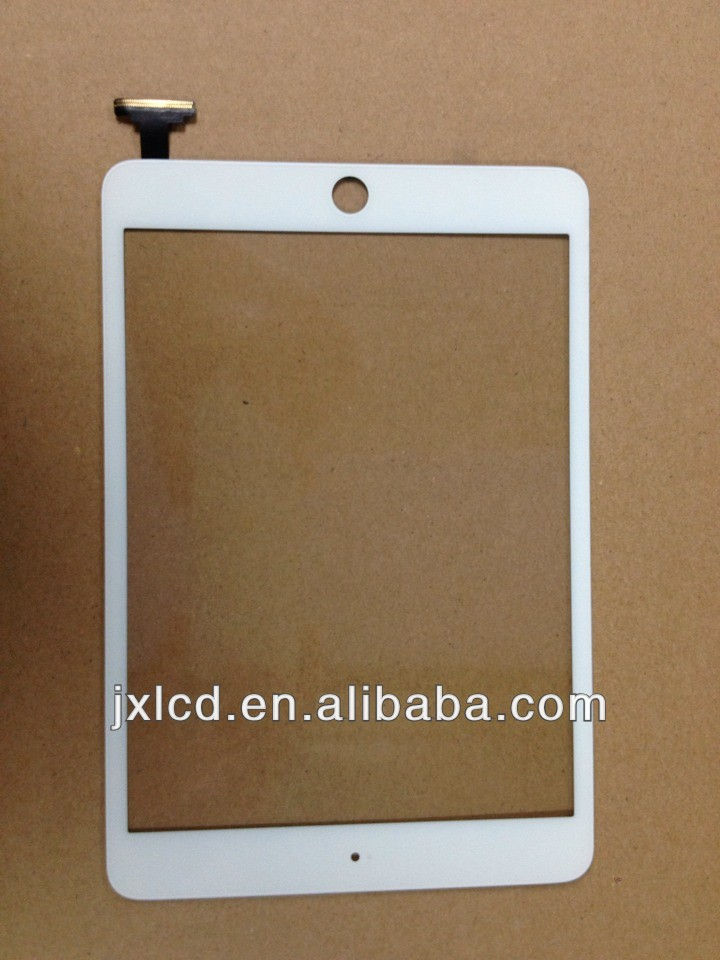 100% brand new digitizer touch screen for pad mini touch screen without ic wihtou home button