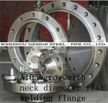 Carbon steel products double flanged 90 bend for Seamless & ERW Welded steel pipe