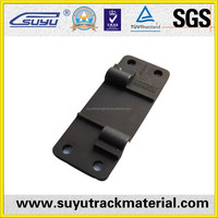 Railway materials casting iron sole plates for sales