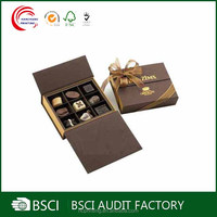 Personalized cheap custom gift chocolate packaging
