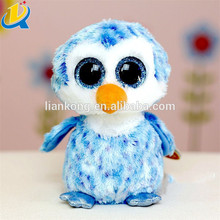 Best sale promotion gift cartoon funny soft custom stuffed plush penguin toy