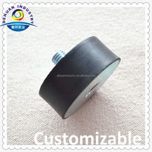 Rubber Vibration Damper Motorcycle Rubber Mount Rubber Pads Manufacturer