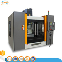 3 axis 4 axis 5 axis Vertical CNC Machining center VMC1060