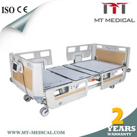 Hospital equipments Cheap fully electric hospital bed designs