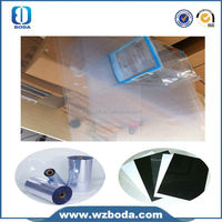 rigid plastic PVC clear sheet transparent PVC Roll