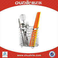 Functional hardware ChuZhiLe single triple tier knife and fork rack supplier