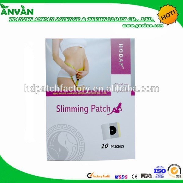 new product magnetic slim weight loss patch