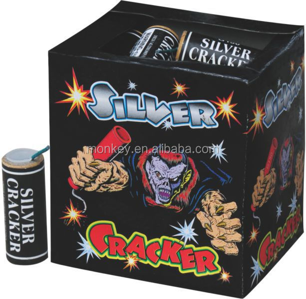 Silver Crackers Fireworks/Hight quality Big Bang Firecracker on sale