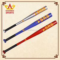 Bright painting Aluminum softball bat
