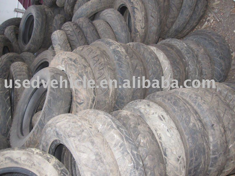 KYMCO , SYM , YAMAHA SCOOTER USED TYRE / TIRE