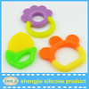 Little baby silicone teething toys with cheap price