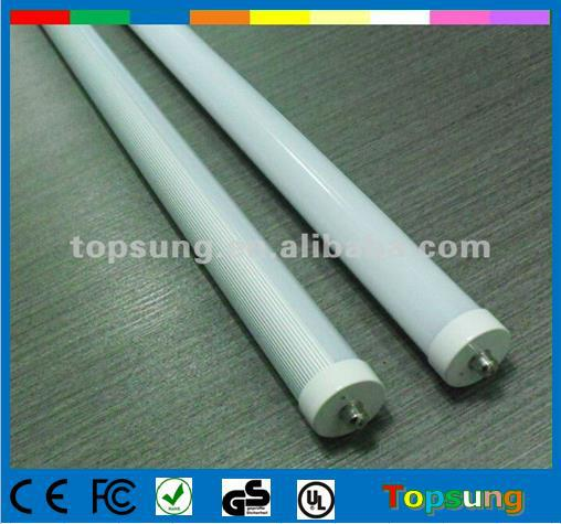 high quality tube fluo t8 fluorescent couleur led fixture 18W