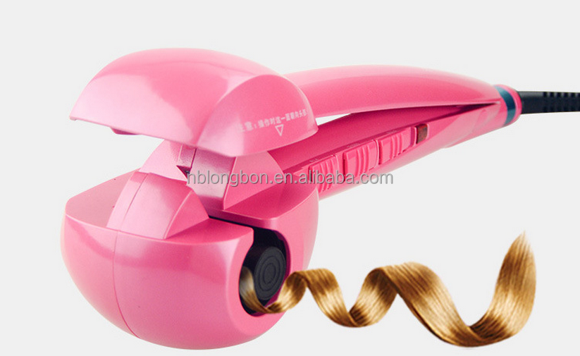 Best selling Professtional automatic Hair Curler Automatic Rotating Curling Iron Magic hair