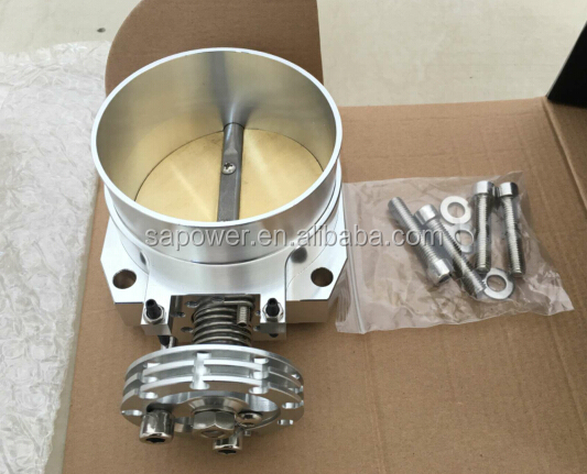 High performance Racing THROTTLE BODY FOR NISAN RB25 A31 RB25DET 85MM