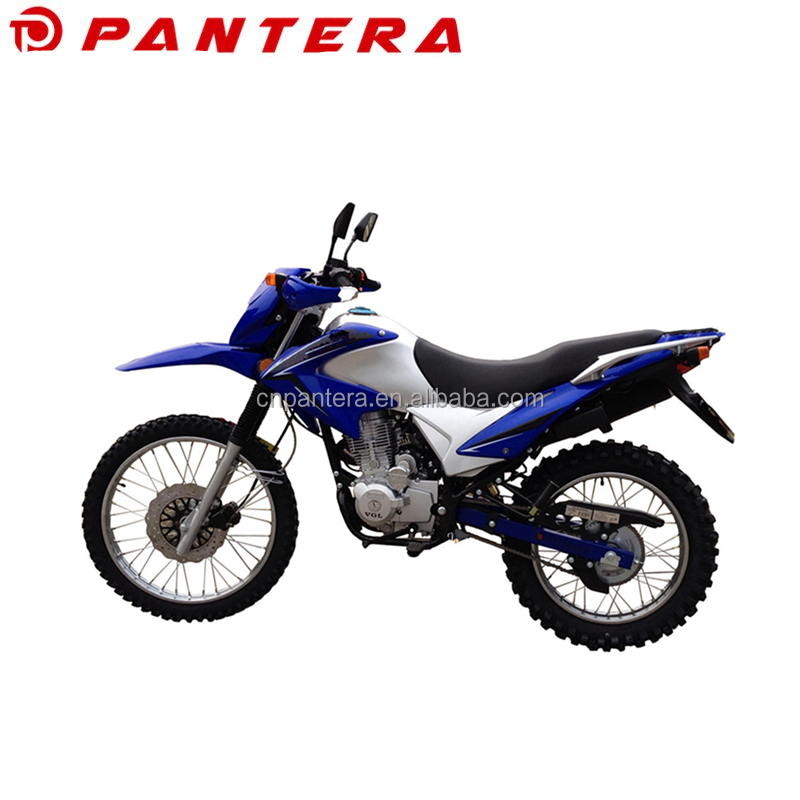 2016 High Quality 250cc Four Stroke Chongqing Adult Dirt Bike