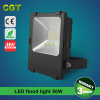 50W 24V Led flood light outdoor Led lamps flood Meanwell driver