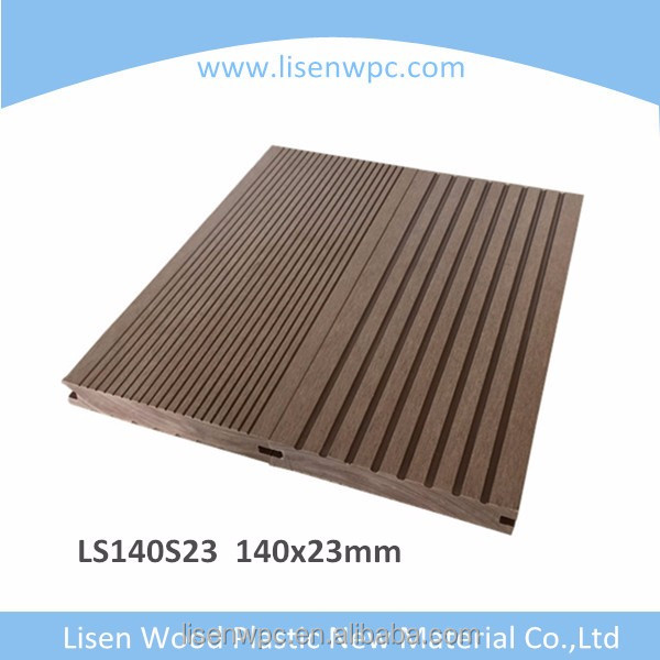 High quality WPC decking cheap price outdoor flooring