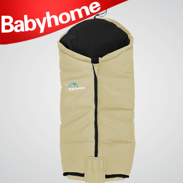 Wholesale 2014 baby sleeping bags with for cold weather and suitable for baby stroller