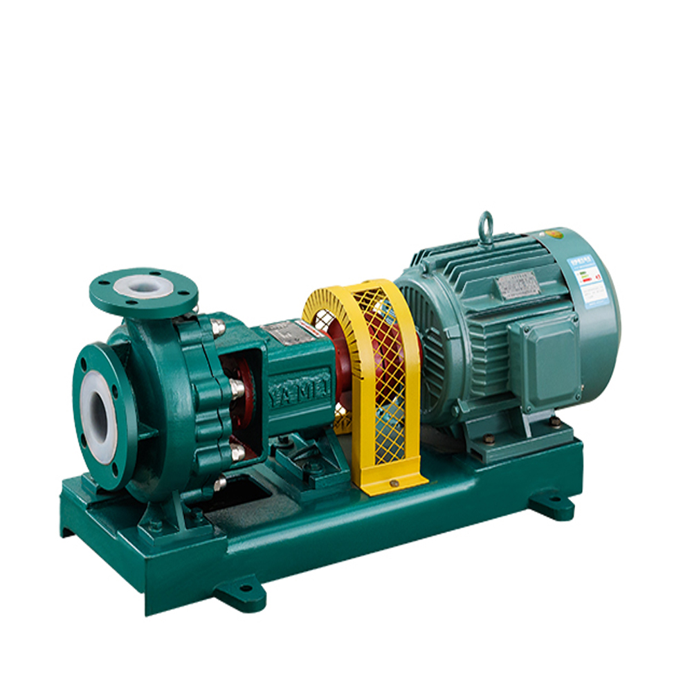Fecal pump with a cutter for sewerage