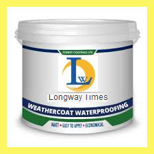 (CCCW) Cementitious capillary crystalline waterproofing coating to sealing basement wall paint in China